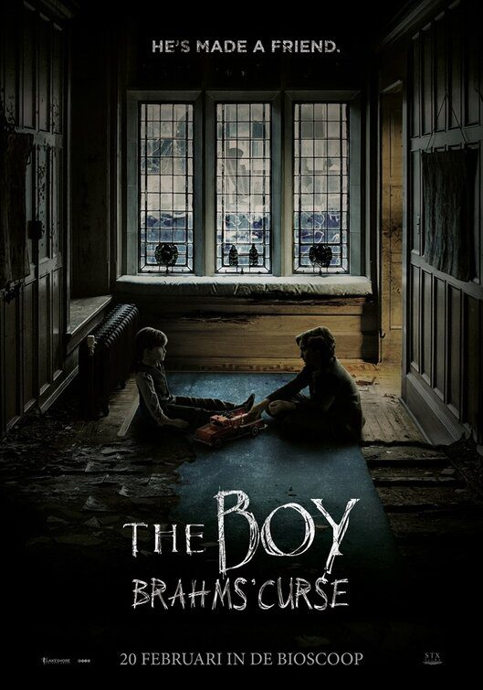 Brahms: The Boy II - Film Horror - Poster