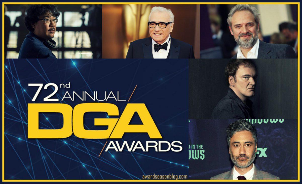 DGA Awards 2020 - Tra i nominati svettano Tarantino e Scorsese