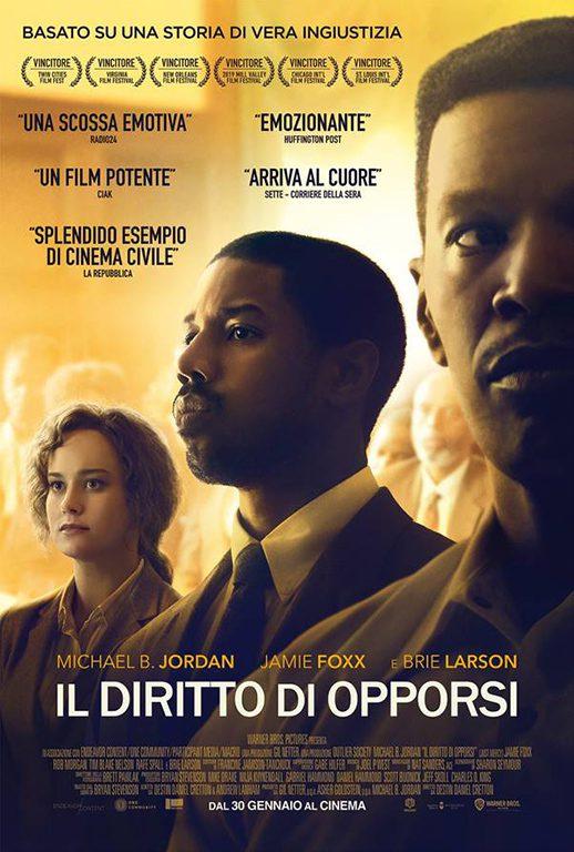Il Diritto di Opporsi - Film - Poster Ita