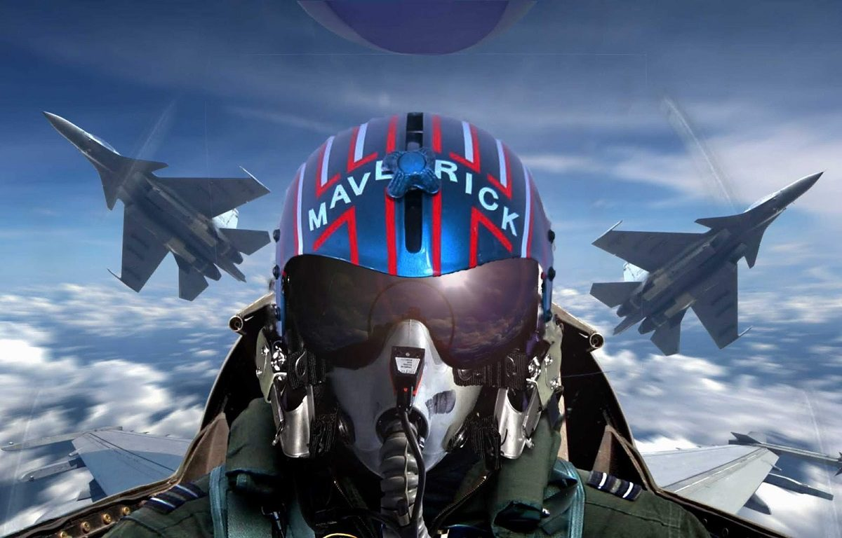 Top Gun Maverick Film