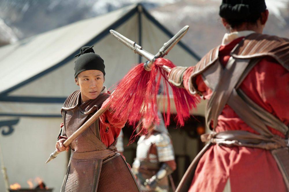 Mulan Film Liu Yifei