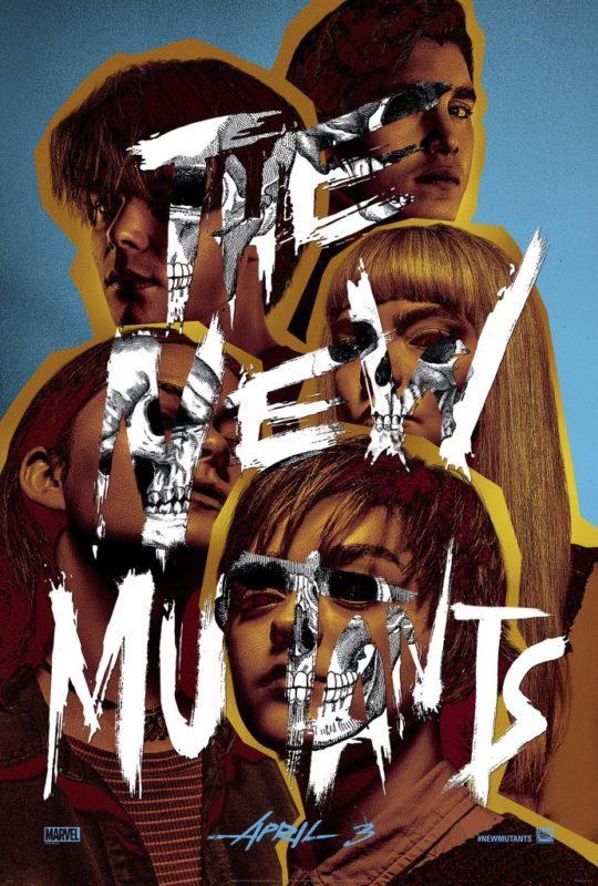 New Mutants Film Poster
