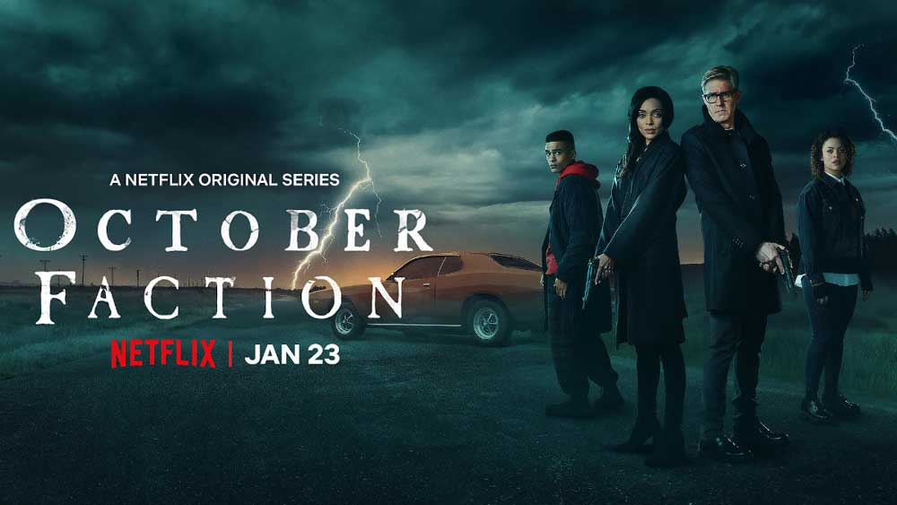 October Faction Netflix Recensione