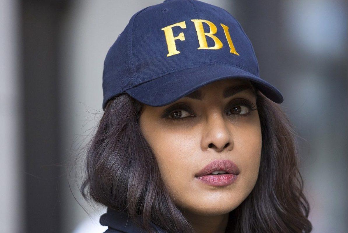 Priyanka Chopra Attrice Quantico