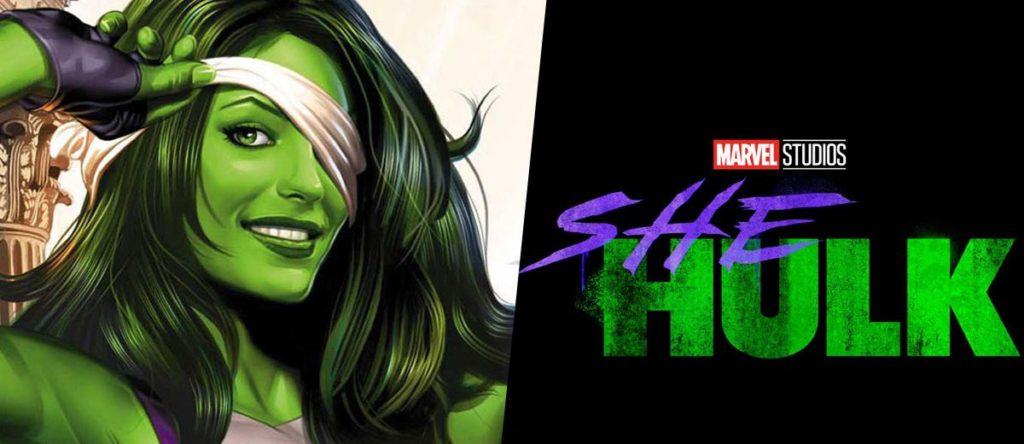 She-Hulk Serie Tv Marvel
