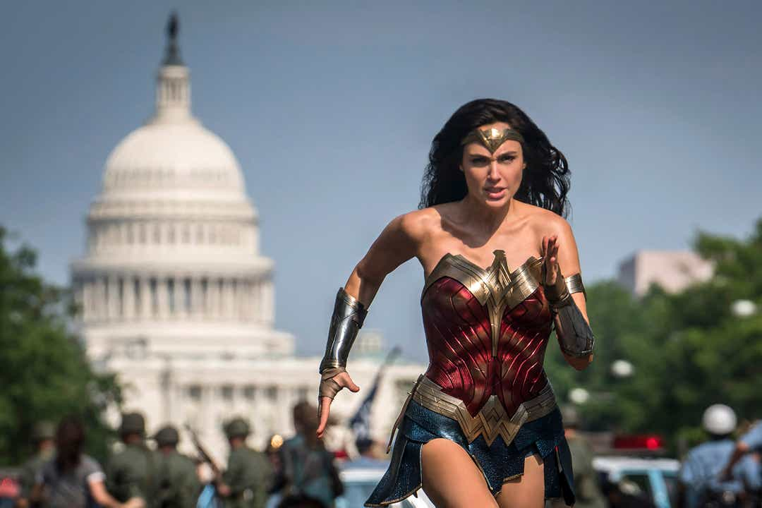 Wonder Woman 1984 - Film
