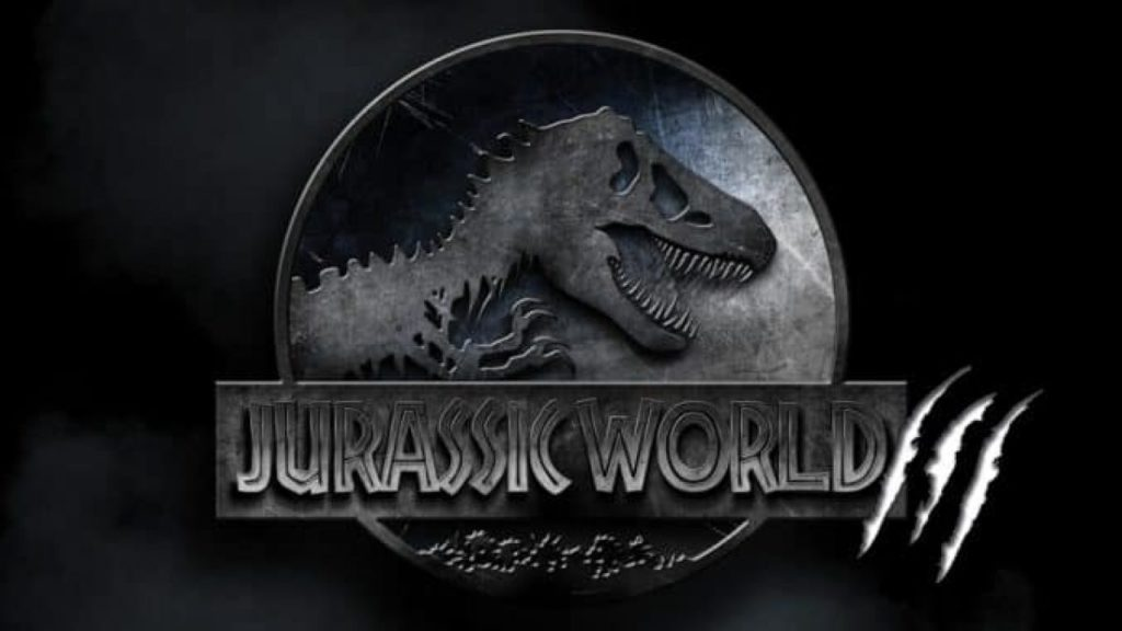 Jurassic World 3 Logo