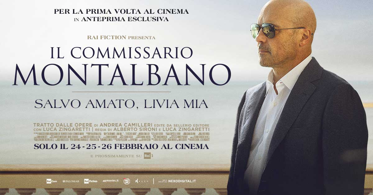 Commissario Montalbano al Cinema