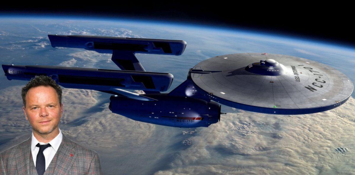 Star Trek Film Hawley
