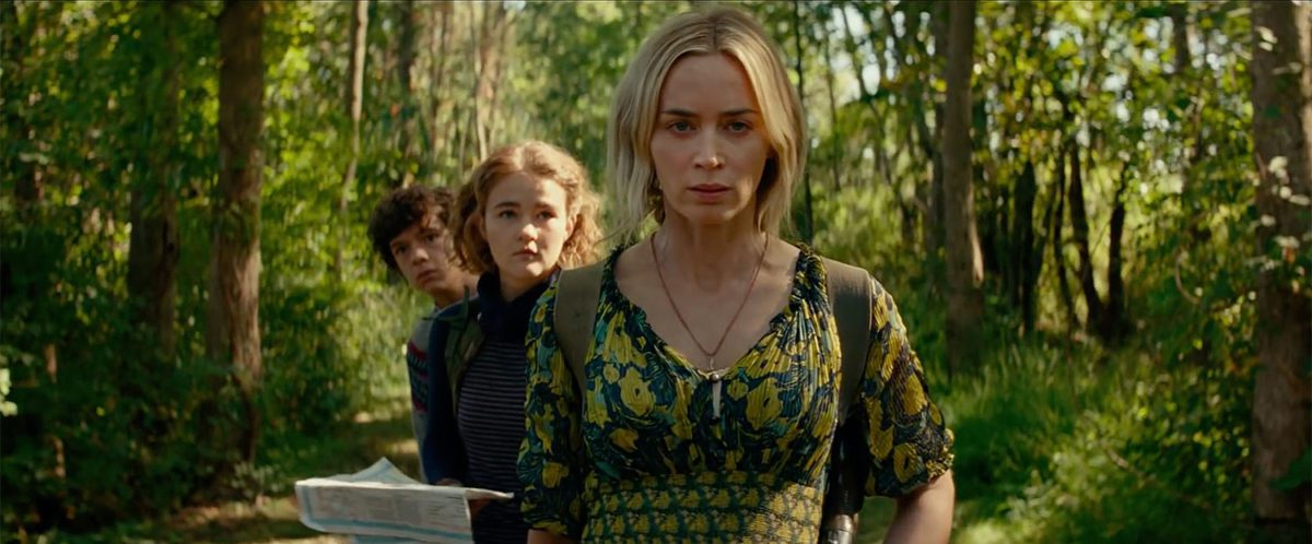A Quiet Place 2 Film Foto