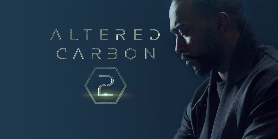 Altered Carbon - Seconda Stagione