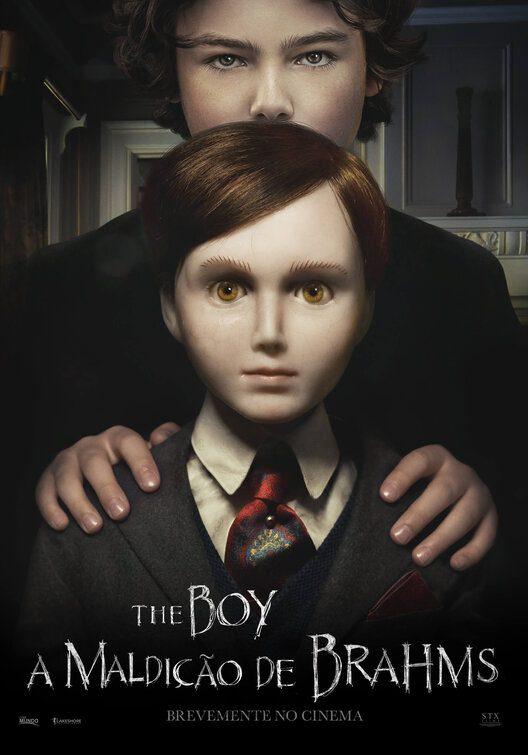 brahms the boy 2 poster