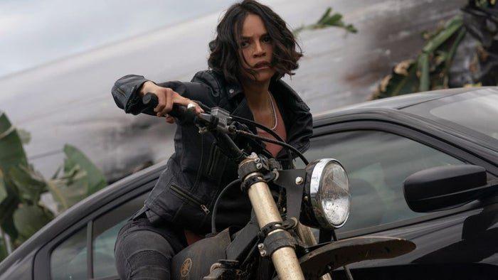 Vin Diesel e Michelle Rodriguez nelle nuove foto di Fast & Furious 9