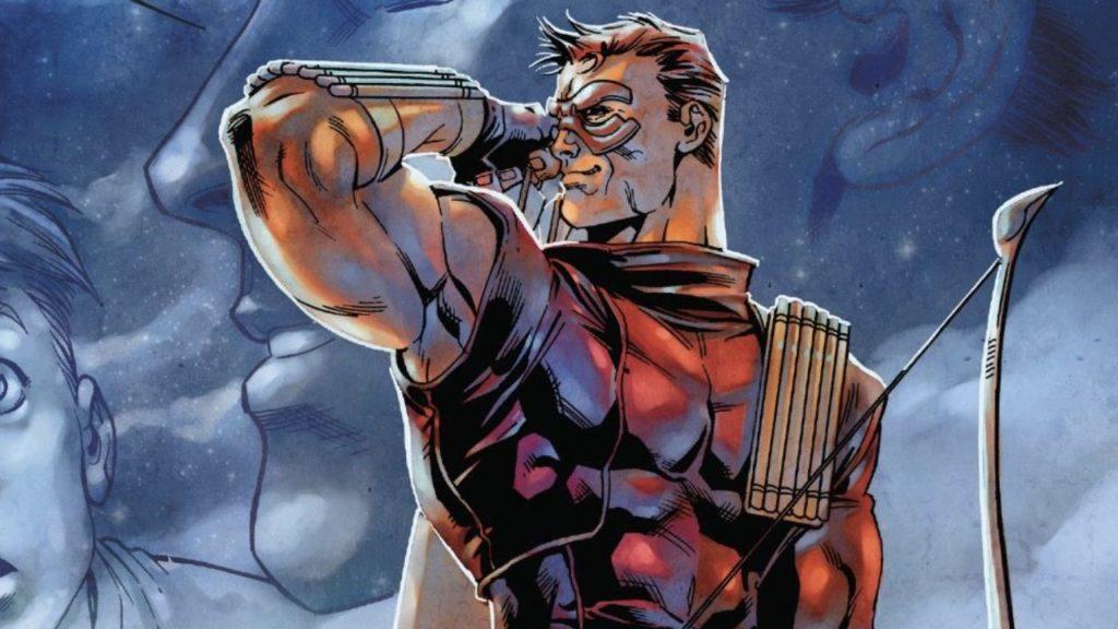 Hawkeye - Serie Marvel - Trickshot