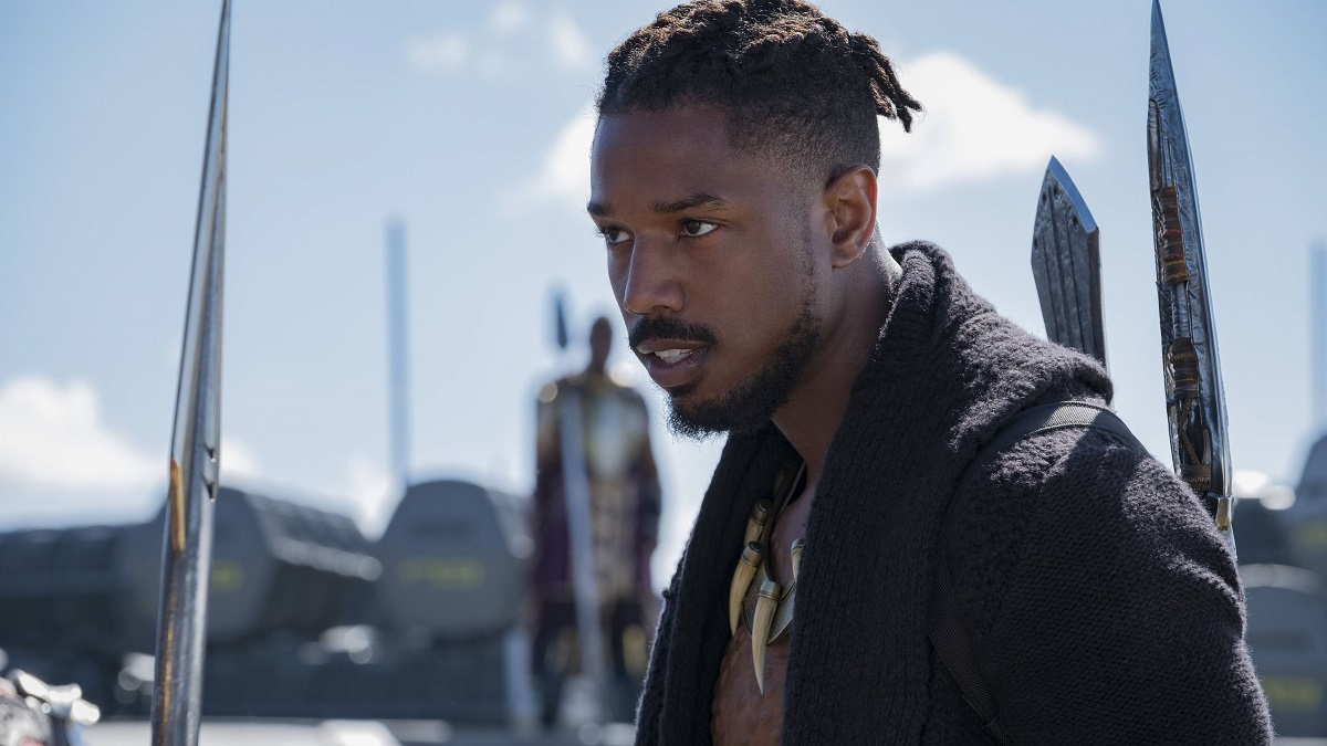 Michael B. Jordan - Film Marvel