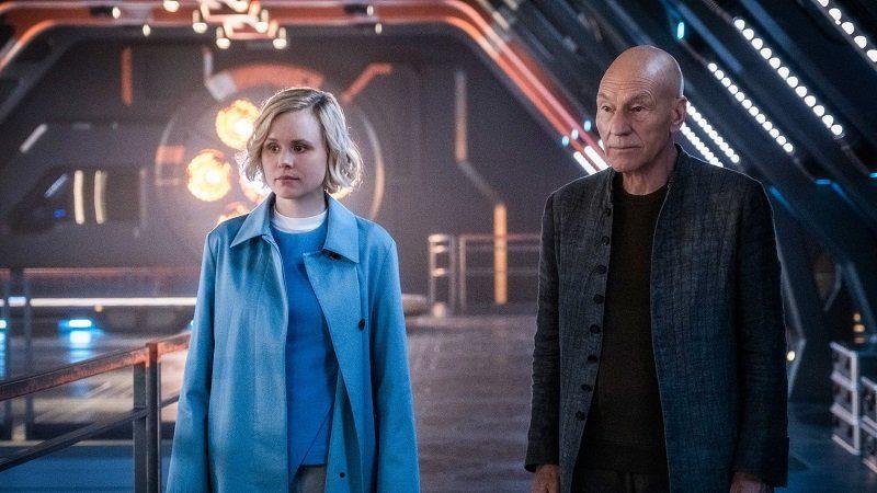 Star Trek Picard - Terzo Episodio - Recensione