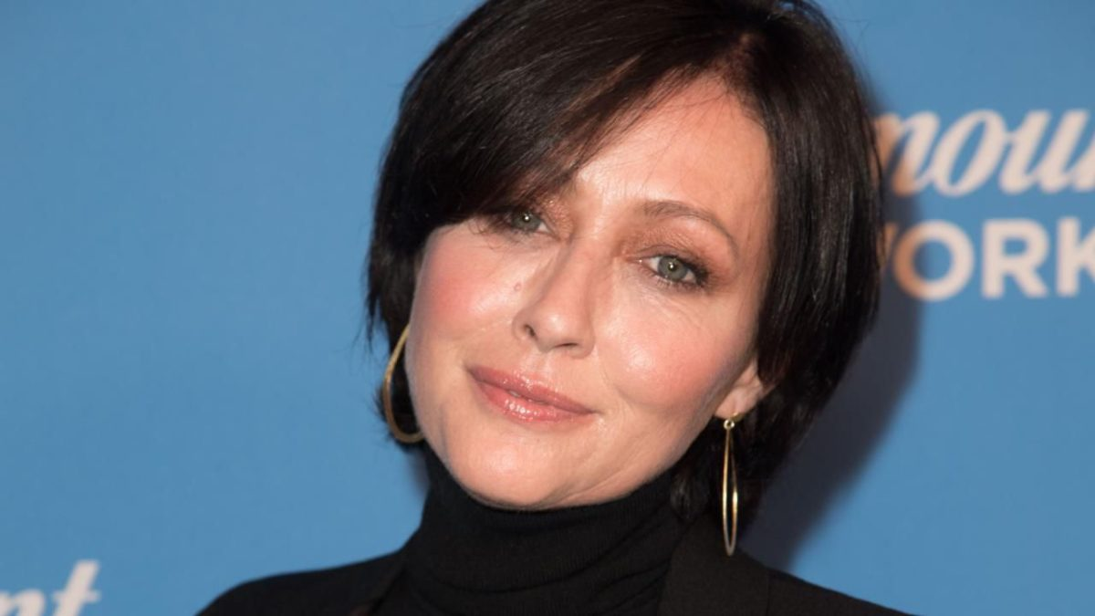 Shannen Doherty Cancro