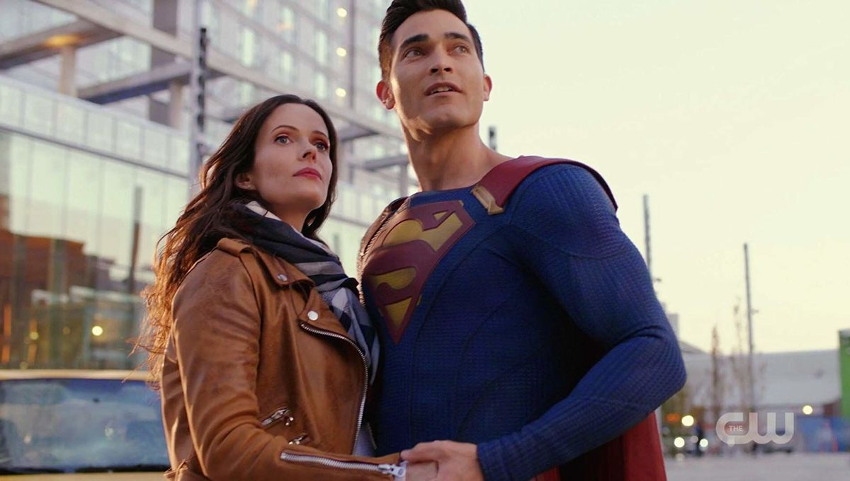 Superman and Lois Serie tv