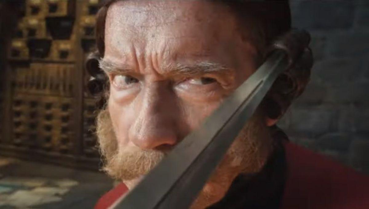 The Iron Mask Film