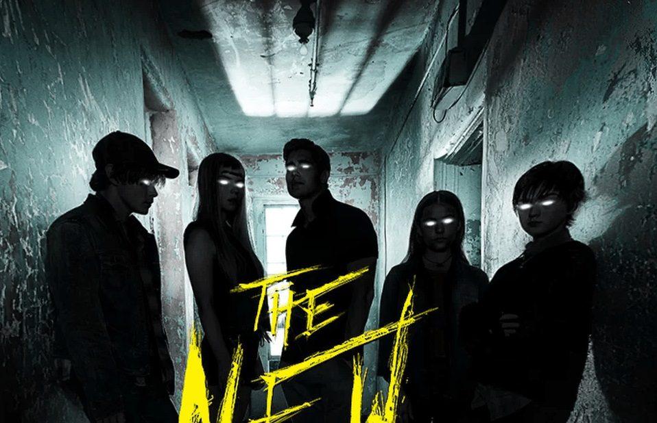 The New Mutants Film Poster Slide