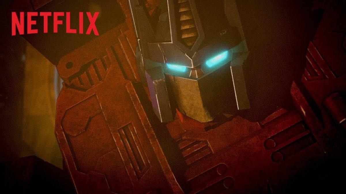 Transformers War for Cybertron Netflix