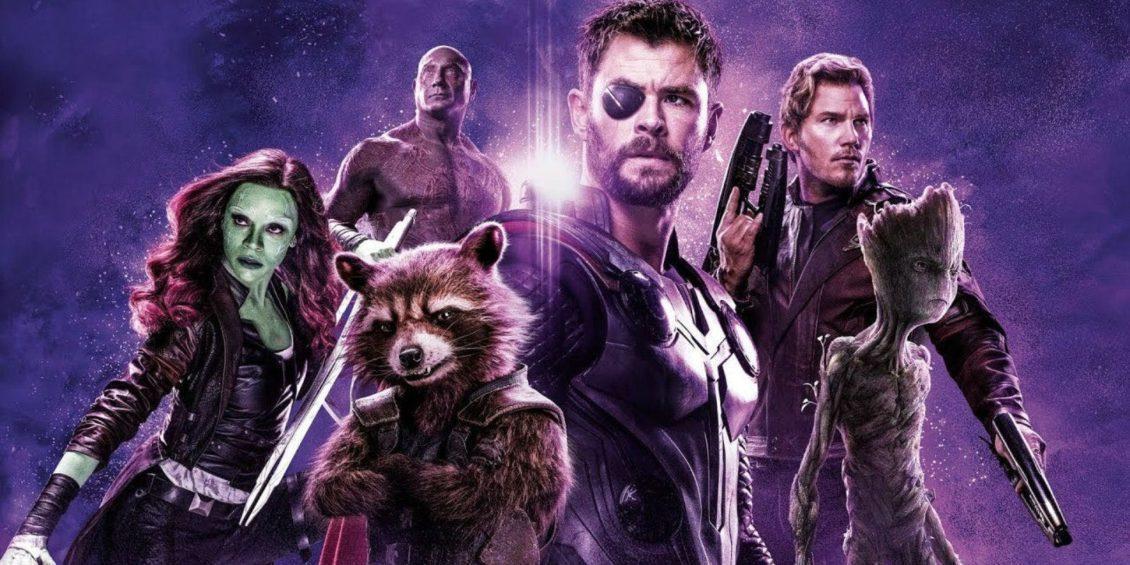 Guardiani della galassia e thor