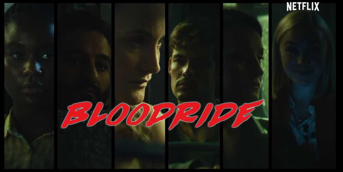 Bloodride - Serie Netflix - Recensione