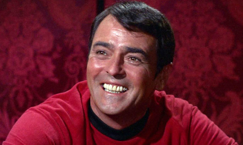 James Doohan Star Trek