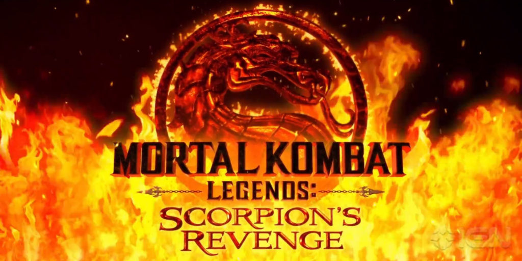 Mortal Kombat Legends - Scorpion's Revenge
