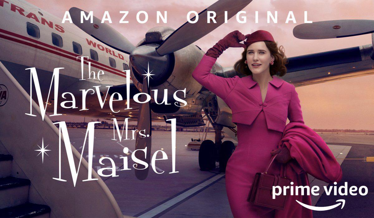La fantastica signora Maisel 3 - Recensione