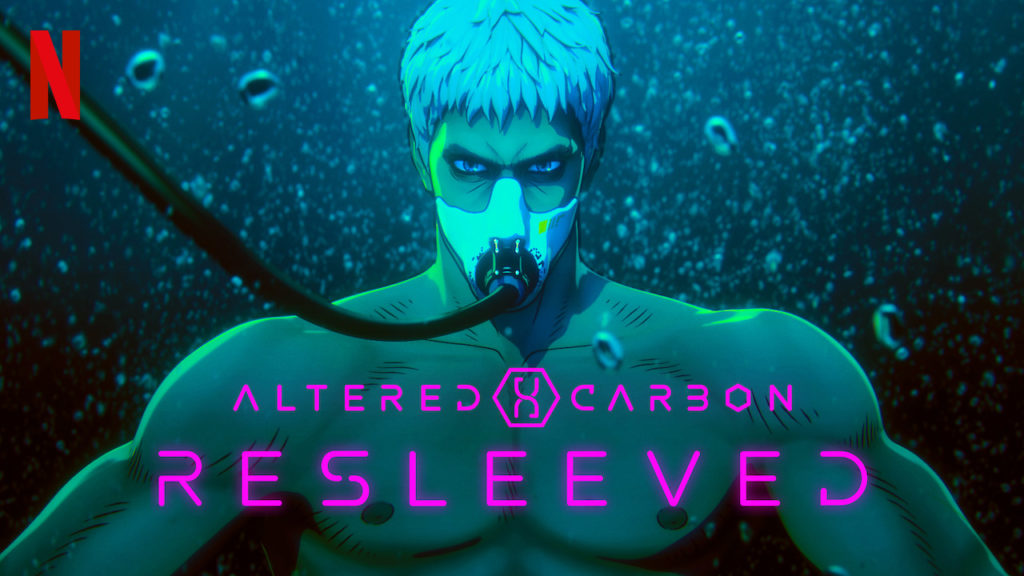 Altered Carbon Resleeved - Recensione