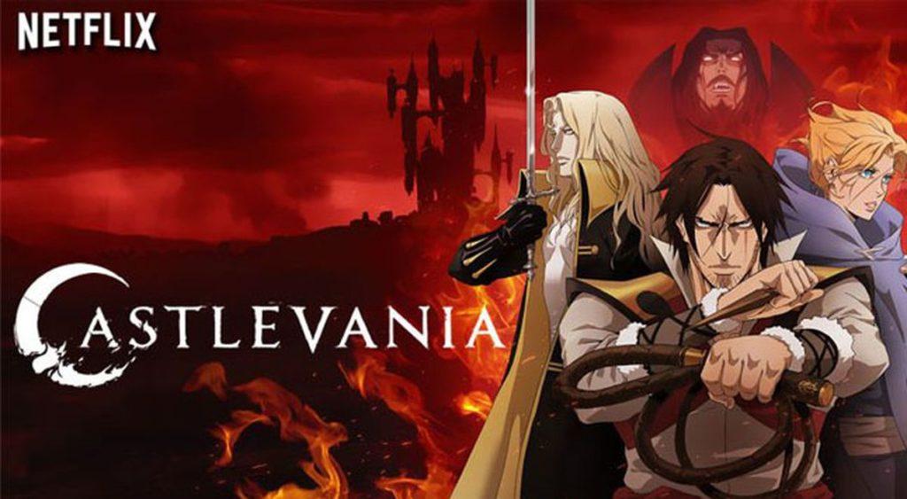 Castlevania - Serie Netflix