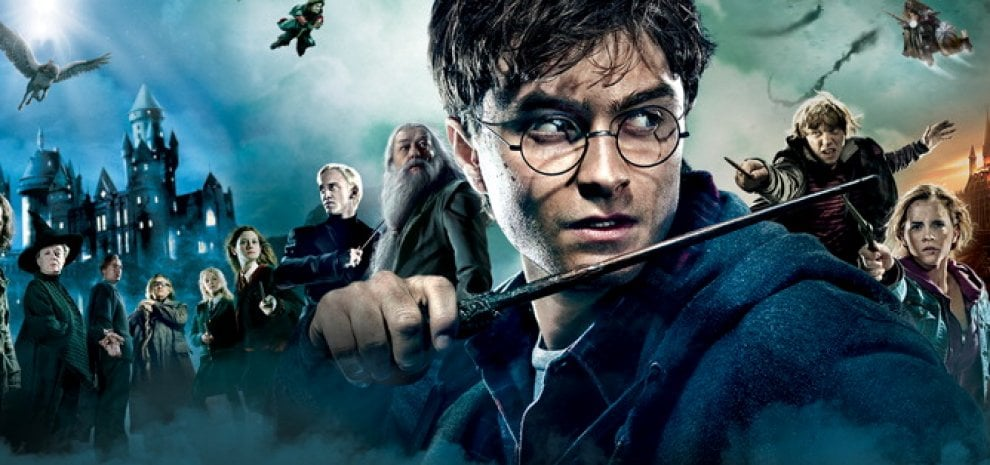 Harry Potter - Serie tv