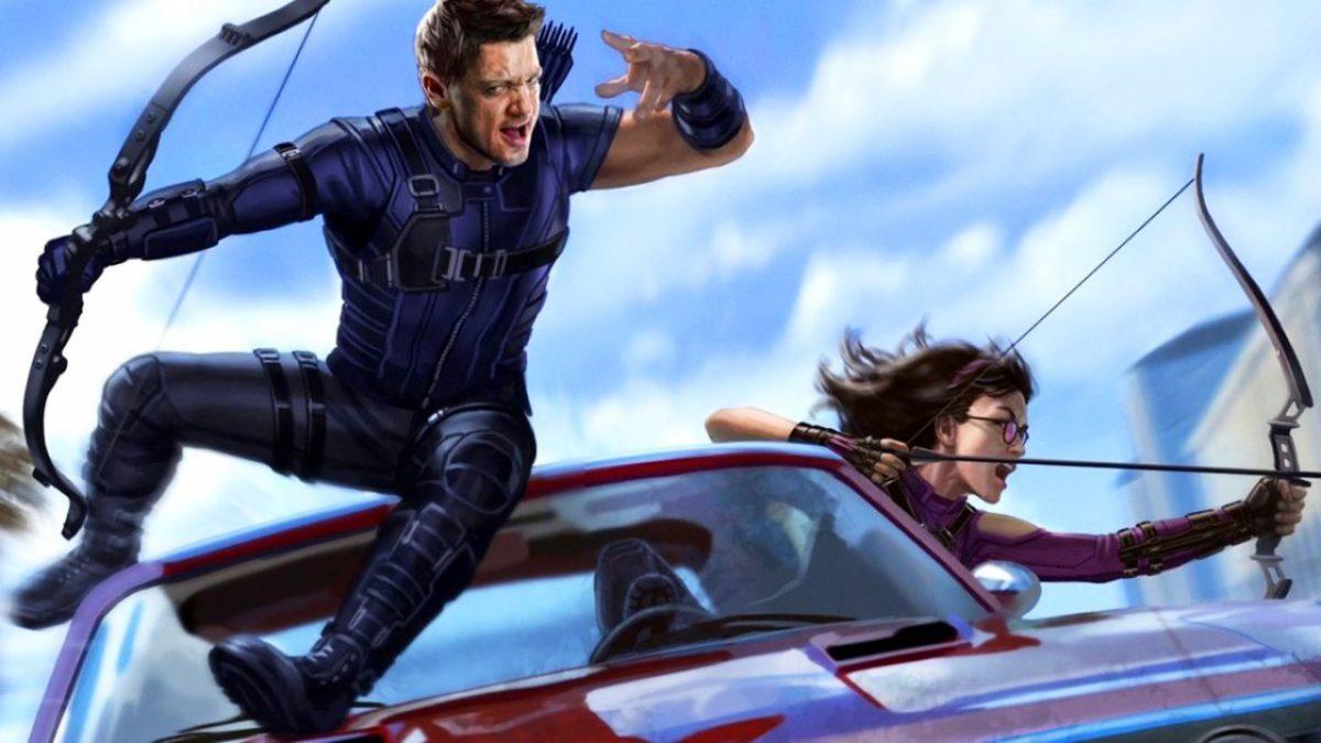 Hawkeye - Serie Marvel