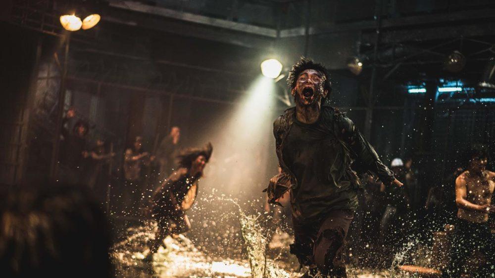 Foto con zombie di Peninsula, il sequel di Train to Busan