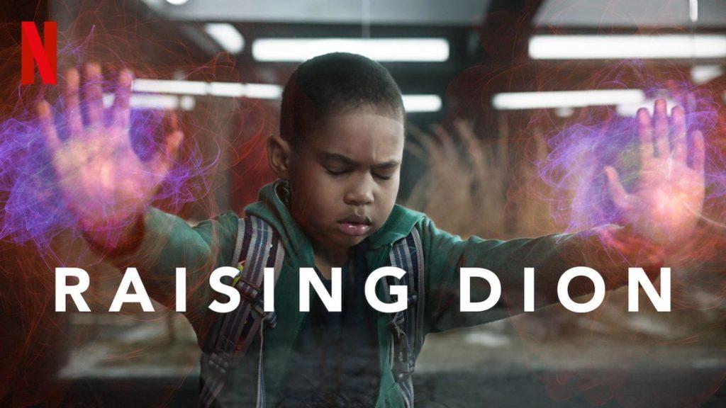 Raising Dion Serie tv Sci-fi