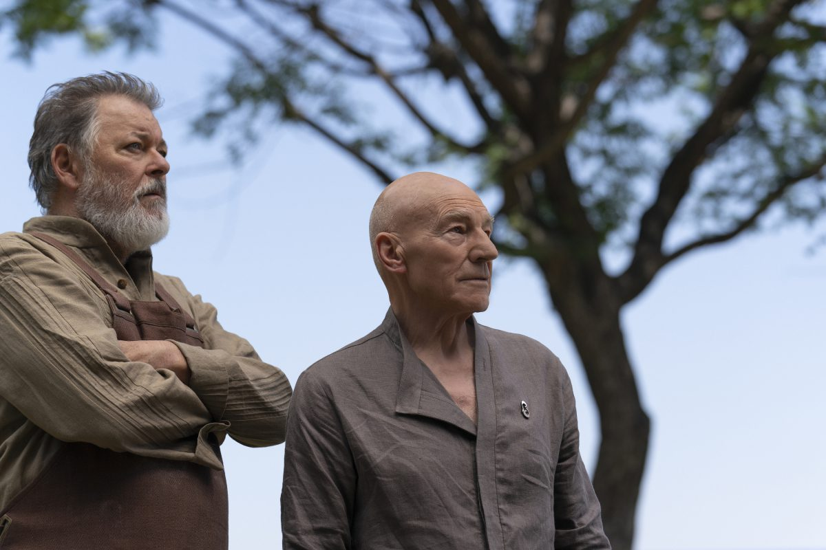 Star Trek Picard - Episodio 7 Commento