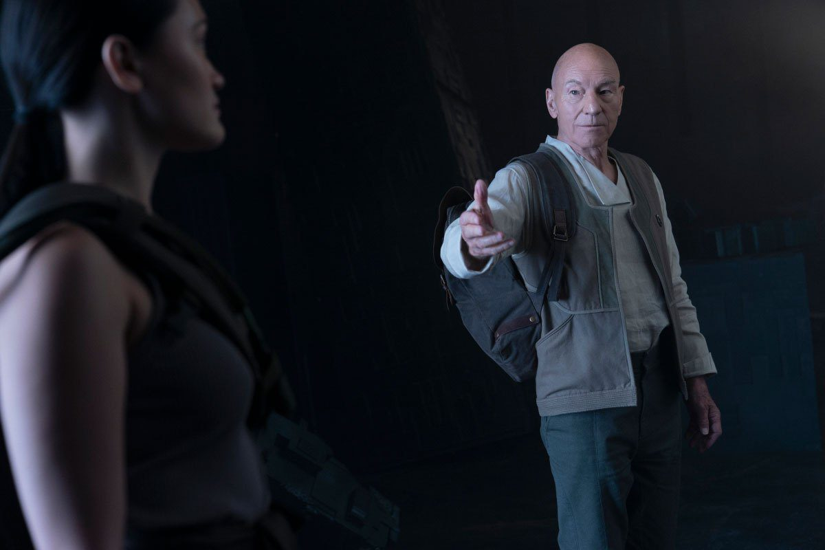 Star Trek Picard - Episodio 9 - Commento