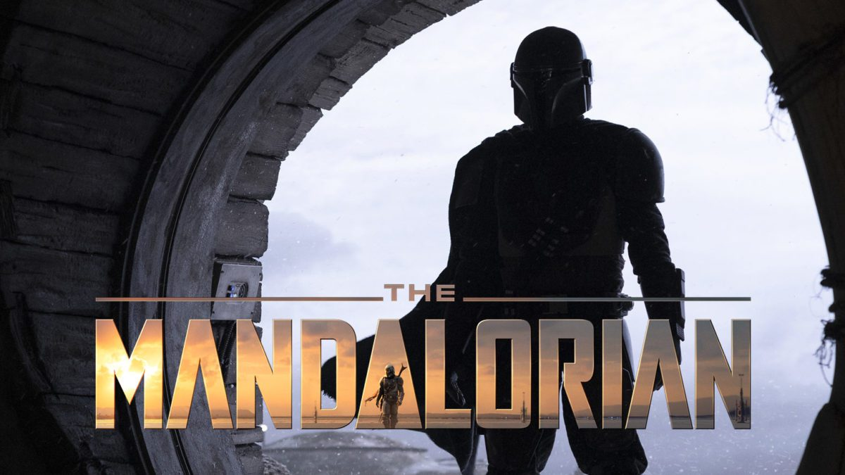 The Mandalorian - Serie tv - Poster