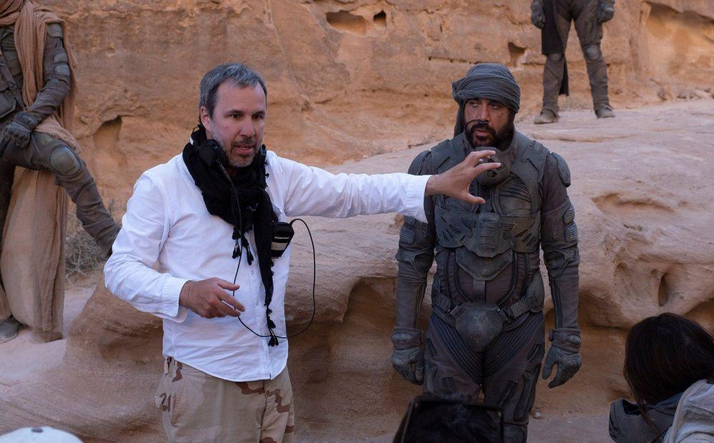 Un cast da urlo nelle prime foto di Dune, il film di Denis Villeneuve