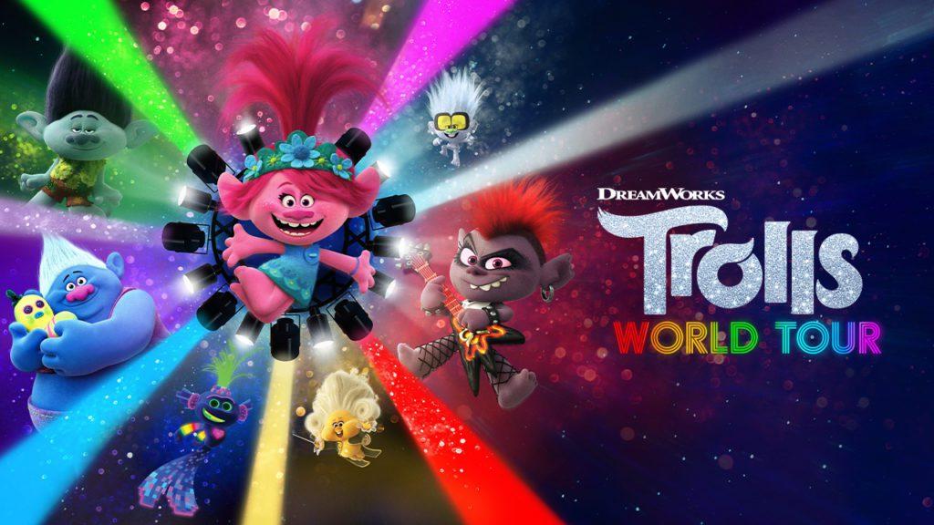 Trolls World Tour - Su Rakuten tv
