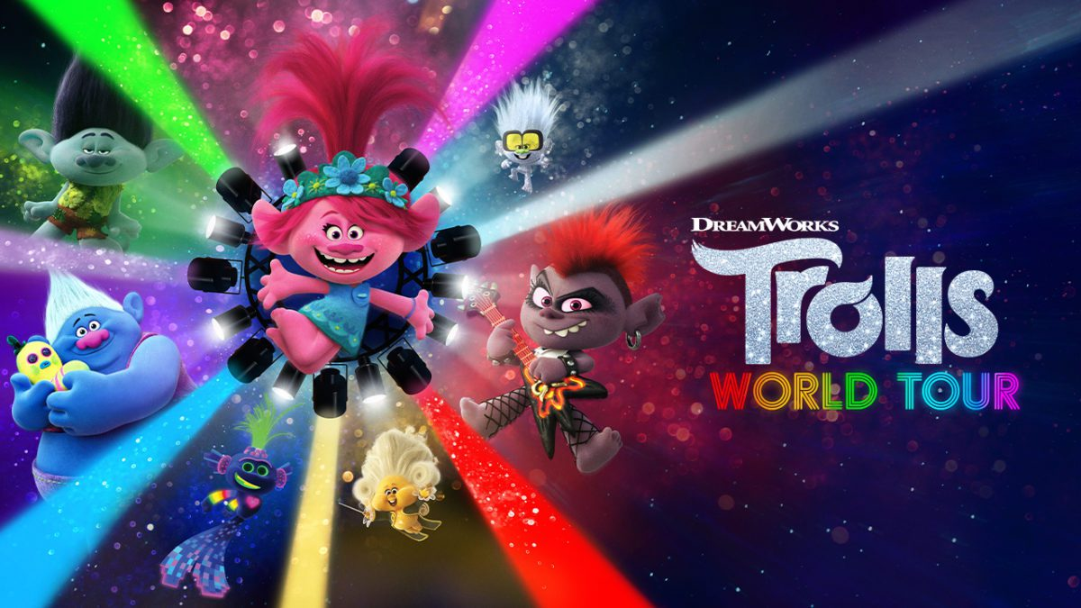 Trolls World Tour - Su Rakuten tv