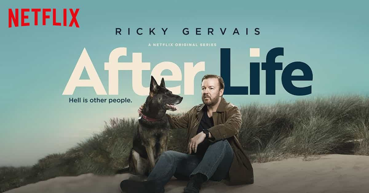After Life - Netflix - Seconda Stagione