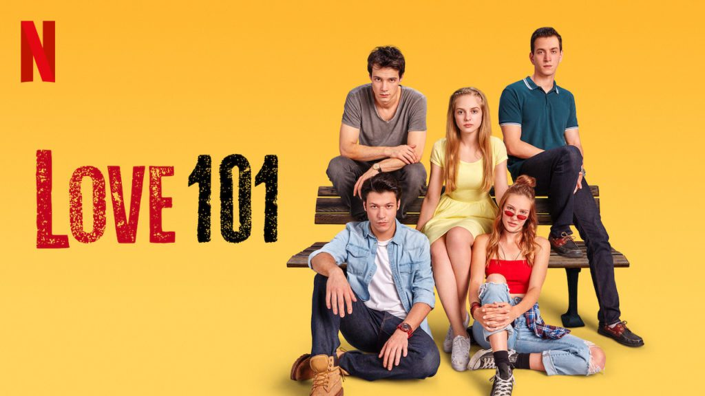 Love 101 - Serie Netflix - Recensione