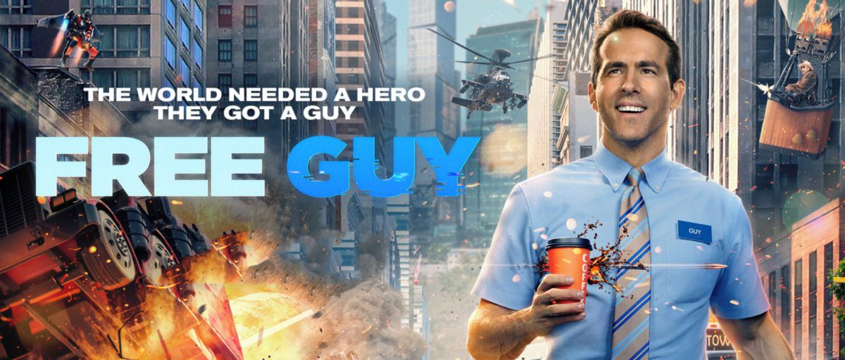 Free Guy - Film Ryan Reynolds