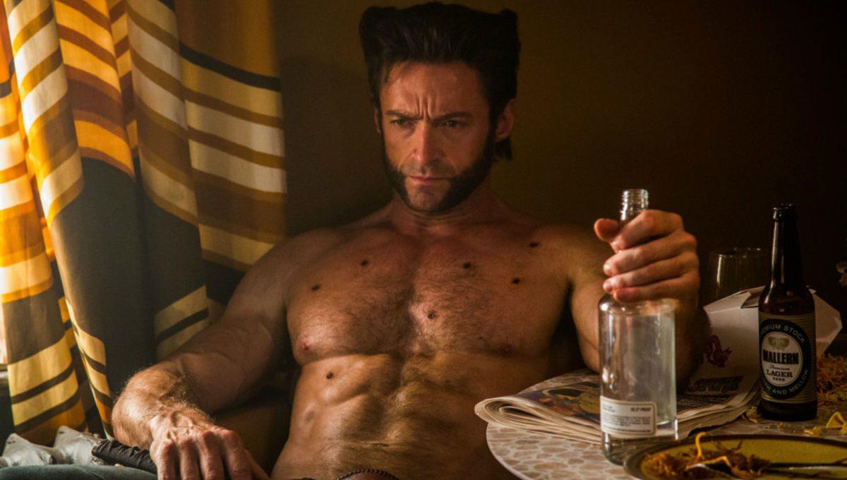 Hugh Jackman - Wolverine - Allenamento