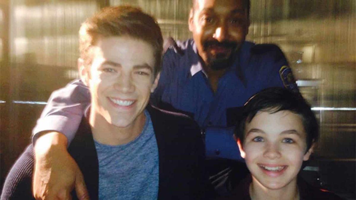 Logan Williams The Flash