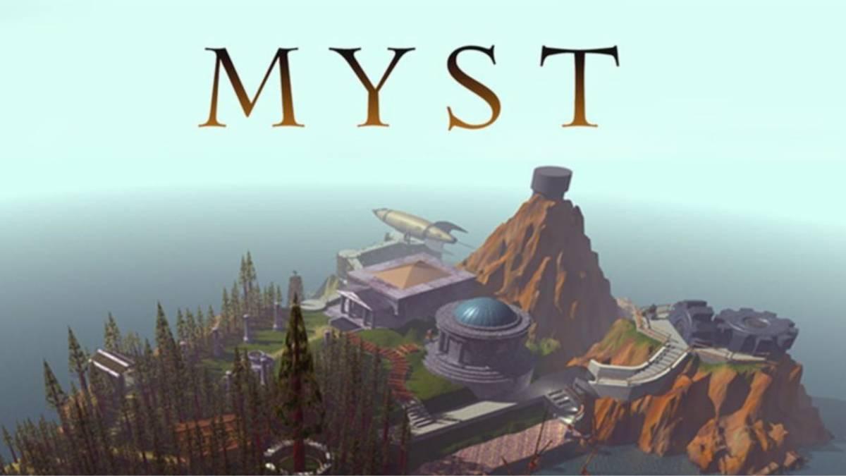 Myst Videogame - Serie tv