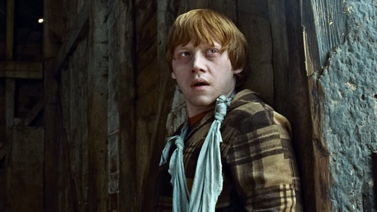 Rupert Grint - Harry Potter