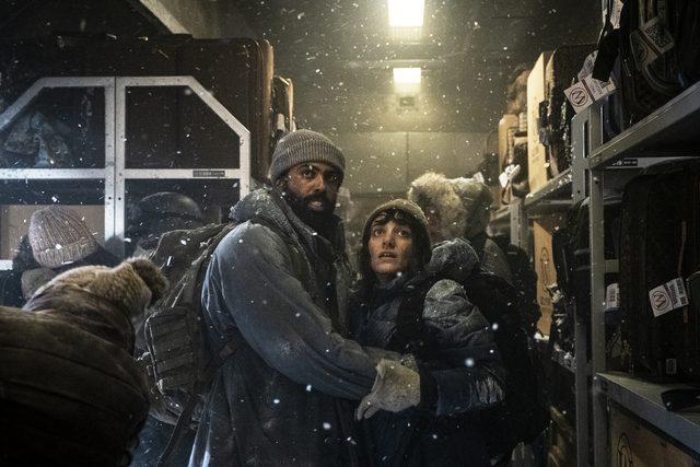 Una valanga di foto dalla prima stagione di Snowpiercer
